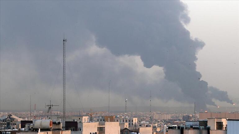 İranda petrol rafinerisinde yangın: Faaliyetler durduruldu