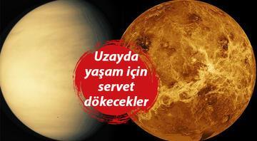 Son dakika haberi... Dev proje hayata geçiyor: NASAnın istikameti bu kez de Venüs