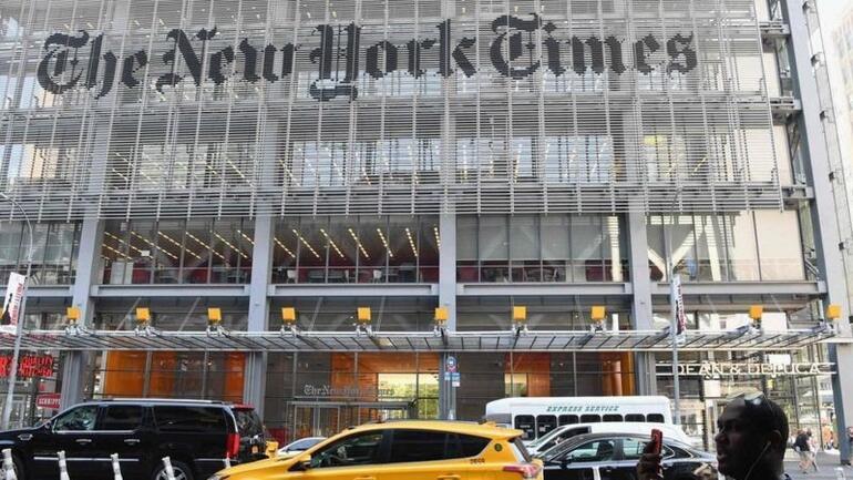 ABDde skandalı patladı Trump yönetimi gazetecilerin peşine böyle düşmüş