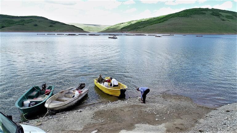 Denizi olmayan şehirde üretiliyor Tüm Karadenize satılıyor
