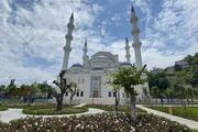 Uzun Mehmet Camiinde ilk Cuma Namazı kılındı