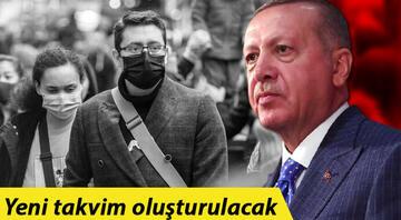 Koronavirüs önlemleriyle ilgili yeni gelişme Erdoğan söyledi: 21 Haziran ayarı geliyor...
