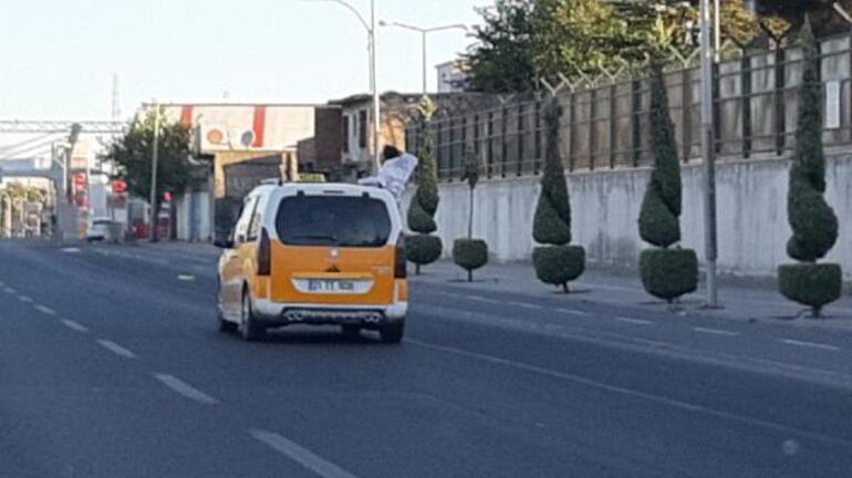 Diyarbakırda trafikte tehlikeli yolculuk Cezası ağır oldu