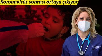 Son dakika: Koronavirüs sonrası ortaya çıkıyor... Bu sefer risk grubu çocuklar