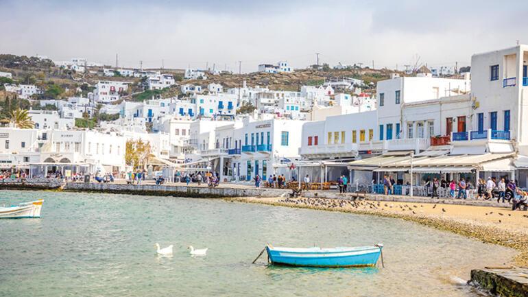 Türkiye ve Yunanistan seyahat izni için anlaştı ama... Yunan Adası bilmecesi