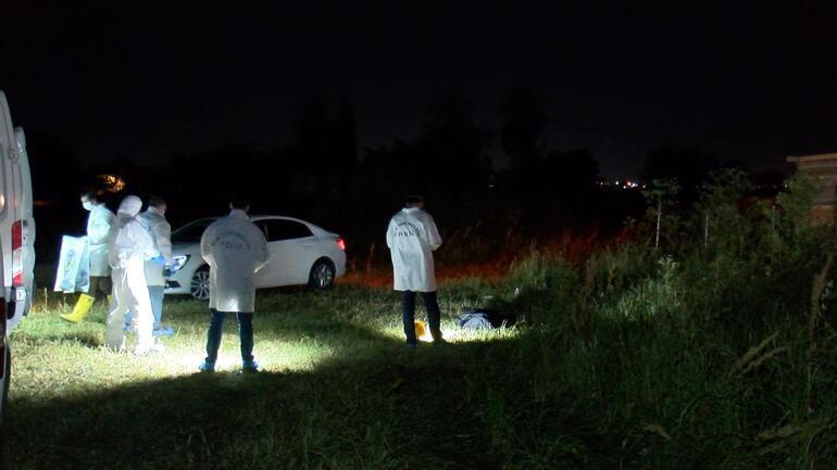 Korkunç olay İş arkadaşını önce boğdu, sonra araçla götürdüğü arazideki kuyuya attı