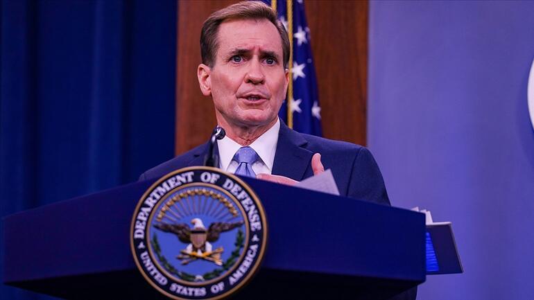 Pentagondan flaş açıklama: Cumhurbaşkanı Erdoğanın kararına saygı duyuyoruz