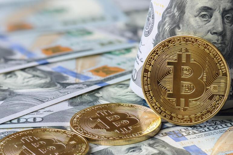 Son dakika... Bitcoinde rüzgar terse döndü Nakit kullanımı yaygınlaşacak
