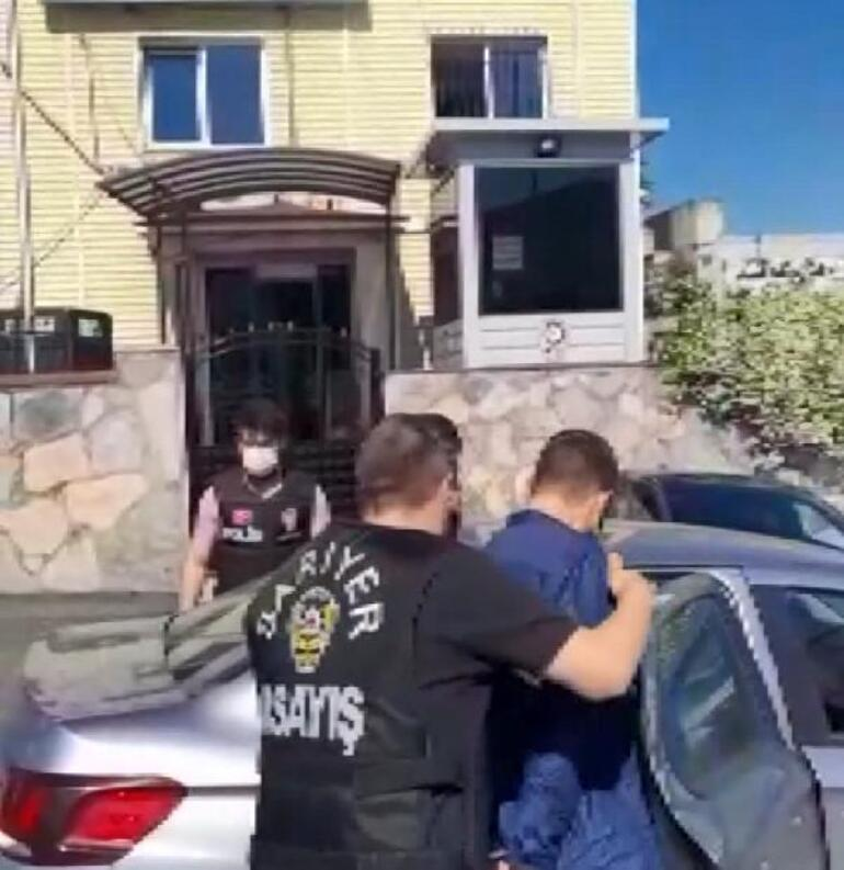 Rusyadan Türkiyeye hırsızlık için geldiler Tam 250 bin TL değerinde