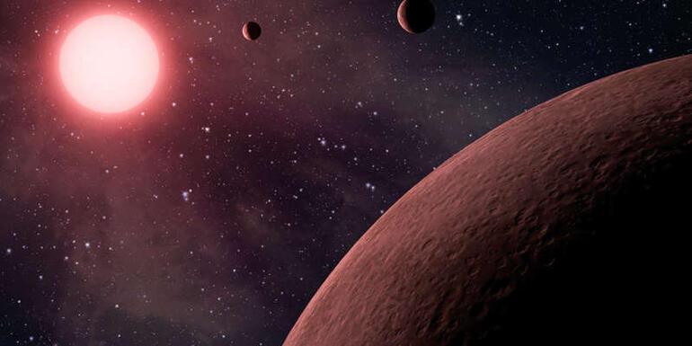 NASA duyurdu: Dünyaya benzeyen tuhaf bir gezegen bulduk