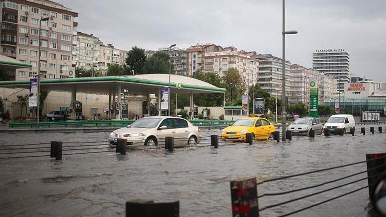 Son dakika... Su baskınında kalan otomobil sahipleri dikkat Kaskoda muafiyet yok