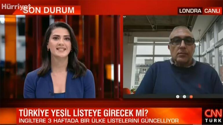 Türkiye yeşil listeye girecek mi Turizm için çok önemli gelişme...