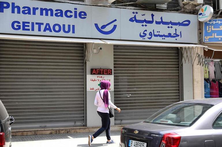 Lübnan görülmemiş bir ekonomik krizde: Ülke adeta karanlığa gömüldü
