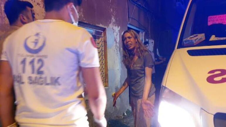 Adanada bıçaklı kavga 1 yaralı