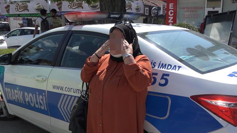 Çorumda iğrenç iddia Tacizden gözaltına alındı, elindeki döner ayranı bırakmadı