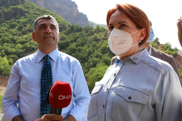 İYİ Parti lideri Meral Akşener: Kılıçdaroğlunun adaylığı konusu elbette hakkıdır