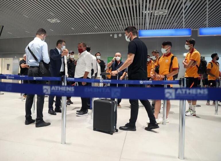 Son Dakika Haberi... Galatasarayın Yunanistanda maruz kaldığı skandal sonrası tek tek ortaya çıktı Atinada yaşananlar...
