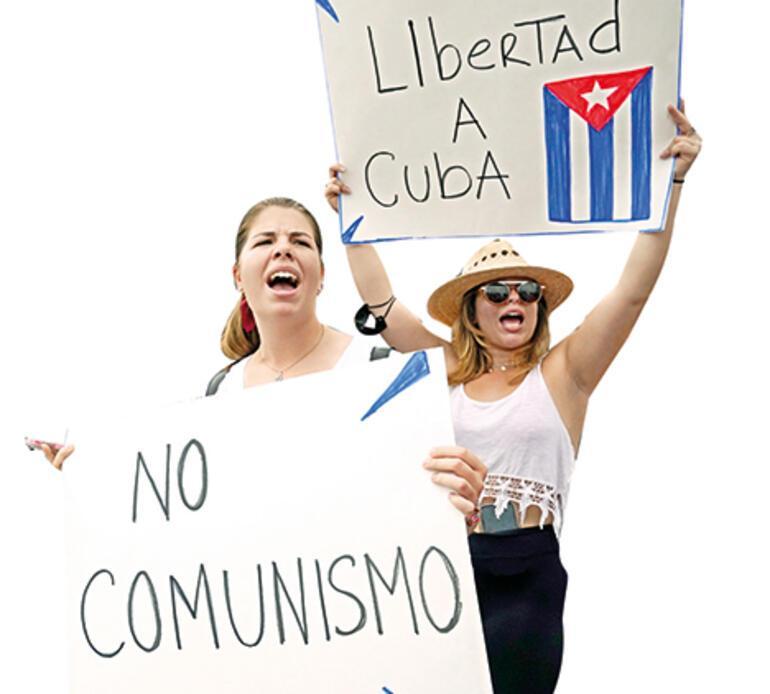Küba niye karıştı 5 soruda orada neler oluyor