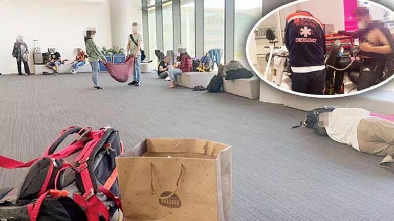 İstanbul Havalimanındaki görüntüler yürek burkmuştu Valilikten Afganların durumuyla ilgili açıklama