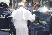 Son dakika... Papa Franciscus, 10 gün sonra tahliye edildi