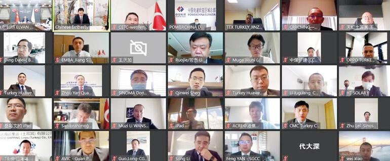 Bakan Elvan Çinli yatırımcılarla görüştü, reform programını paylaştı: 'Şimdi yatırımları büyütme zamanı'
