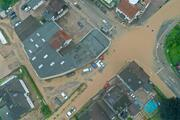 Almanyada sel felaketi: 30 kişi kayıp
