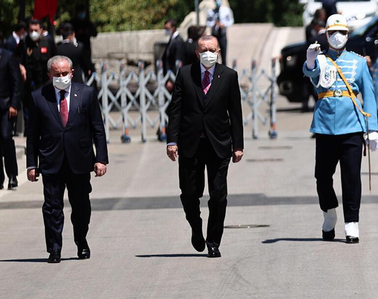 Son dakika... İlk bombanın düştüğü yerde tören... Cumhurbaşkanı Erdoğan: Kimse bu şanlı mücadeleyi önemsizleştiremez