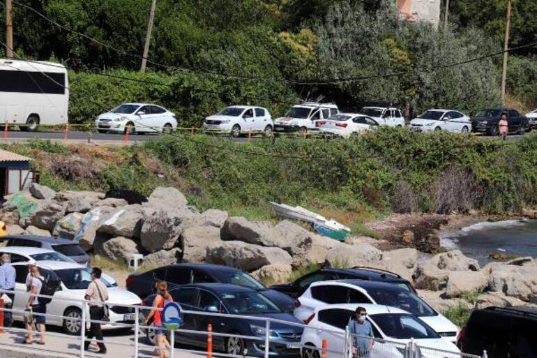 Son dakika: Akın akın gidiyorlar... Tatilciler yola erken çıktı, trafik kilitlendi İşte son durum