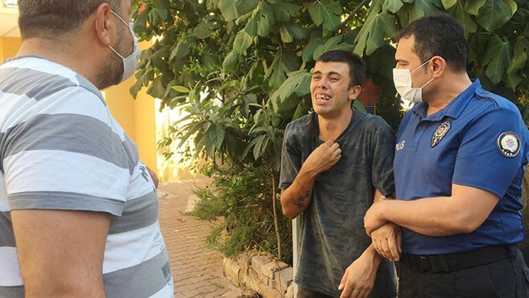 Yer Antalya... Böyle vicdansızlık görülmedi 4 çocuk perişan halde bulundu