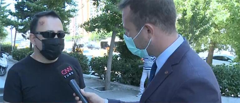 Adım adım takip edip onlarca kişinin önünde gasp etmeye çalışmışlardı İş insanı dehşet anlarını CNN Türke anlattı