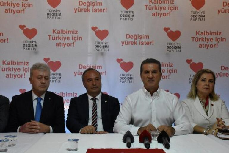 TDP Genel Başkanı Mustafa Sarıgül, Ordu kongresinde rahatsızlandı