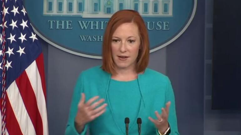Beyaz Saray Sözcüsü açıkladı: Aşı karşıtı paylaşımlardan 12 kişi sorumlu