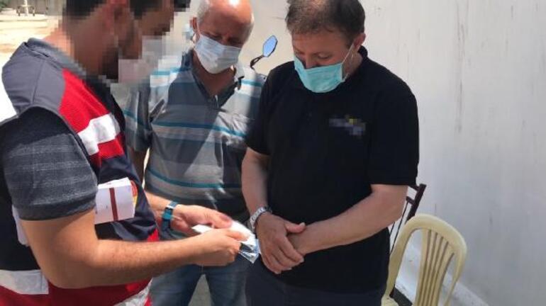Kurban satıcılarını dolandırmaya çalışanlara operasyon Maske kutusu ve sebzelikte gizlemişler