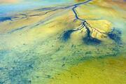 Düden Gölünün can damarları göründü