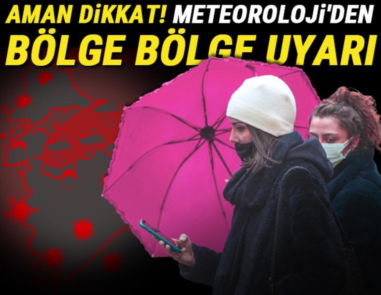 İstanbulda metrobüs yolunda şaşırtan görüntü