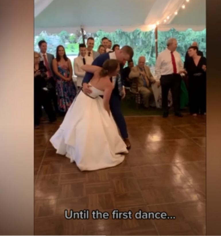 Düğünde görülmemiş felaket İlk dans hastanede bitti