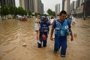 Son dakika... Çinde su baskını nedeniyle tünelde mahsur kalan 14 işçinin cesedi bulundu