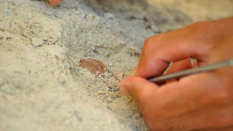 Bursada tarihi baştan yazdıracak keşif Binlerce yıl öncesinin Mustafakemalpaşa tatlısı...