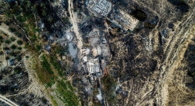 Manavgattaki yangında ölen Kardaş çiftinin evinin kapıları kilitliymiş Gözyaşlarına boğuldu: Babam aradı, yetiş dedi, gelemedim