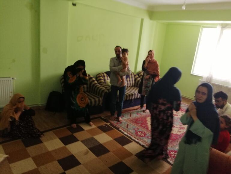 Vanda 36 kaçak göçmen yakalandı