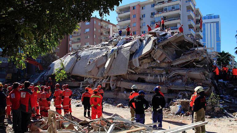 İzmirdeki depremde 36 kişiye mezar olmuştu Rıza Bey Apartmanının mimarından şok sözler