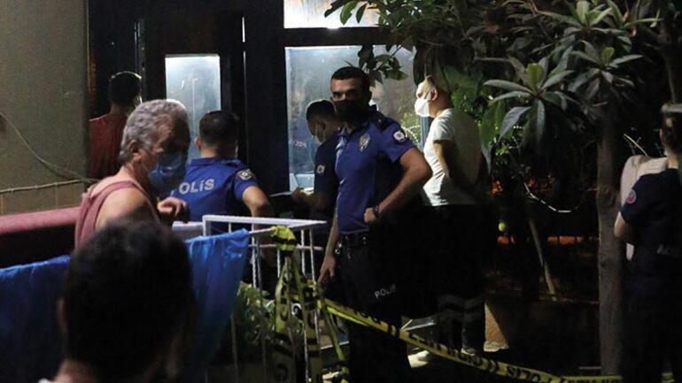 Mersinde korkunç kaza Üzerine asansör kabini düşen kadın hayatını kaybetti