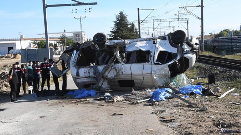 Kazada 6 kişi can vermişti Makinistten akılalmaz yorum...