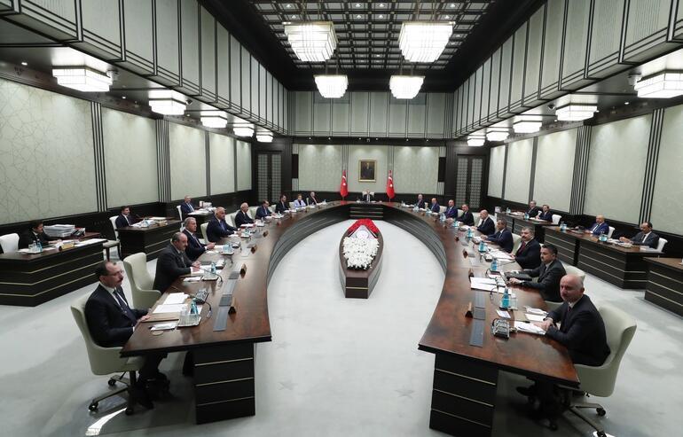 Son dakika... Kritik Kabine Toplantısı başladı Cumhurbaşkanı Erdoğan alınan kararları duyuracak