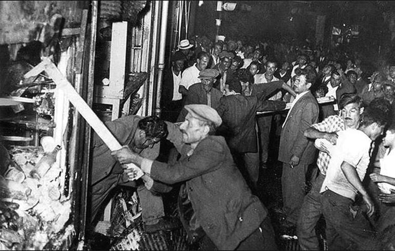 En kara iki gün 6-7 Eylül 1955