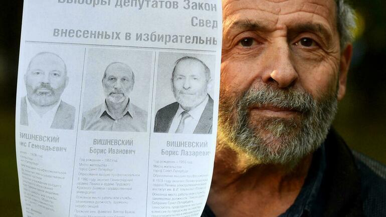 Rusyada akılalmaz seçim hilesi: Hangisi gerçek Oyları bölmek için kılık ve isim değiştirdiler