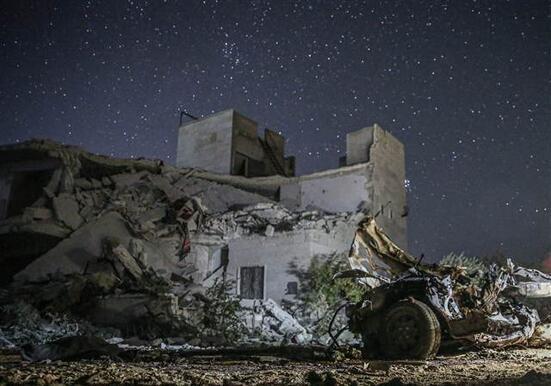 Esadın son vahşeti 4 sivil öldü
