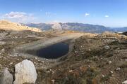 Kartal Gölü, kuruma tehlikesiyle karşı karşıya