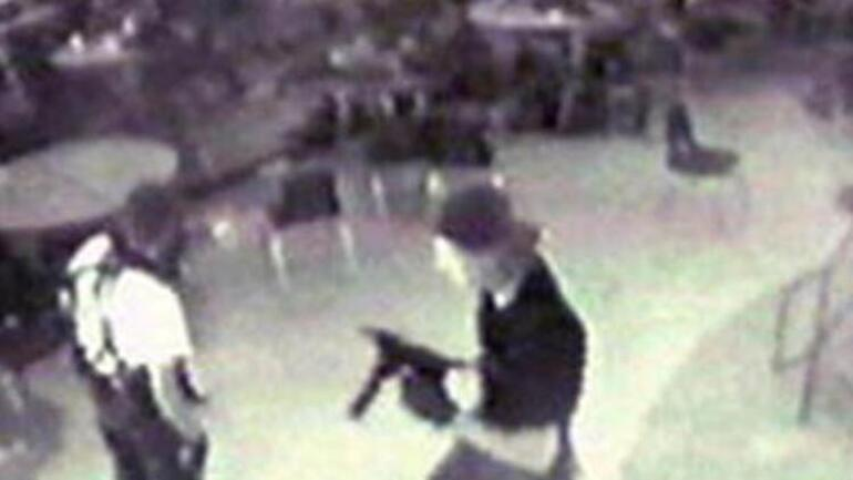 Ortaokul öğrencilerinden saldırı hazırlığı Evlerinden çıkanlar şoke etti