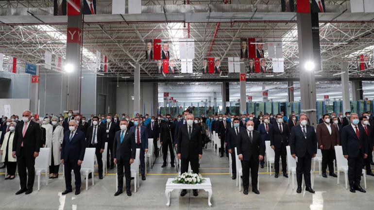 Son dakika... Şişecam Polatlı Fabrikasında açılış... Cumhurbaşkanı Erdoğan TEKNOFESTin tarihini açıkladı